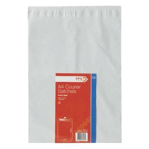 ccc5b524679 PPS A4 Courier Bag 5 Pack   Officeworks