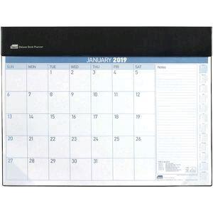 Sasco Deluxe Desk Planner 2019 Officeworks