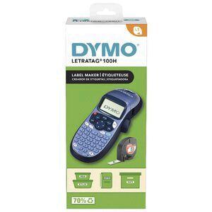 Dymo letratag 100h handheld label maker blue officeworks dymo letratag 100h handheld label maker blue stopboris Choice Image