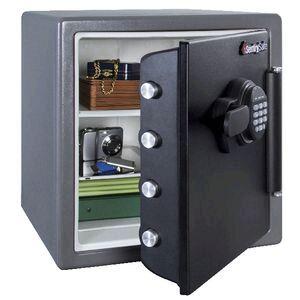 sentry safe 34 8l digital 1 hour fire proof safe officeworks