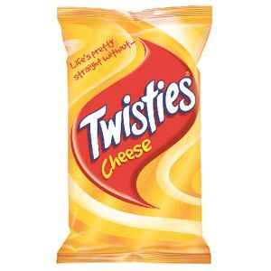 Image result for cheese flavoured twisties photos