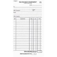 Invoice Books Officeworks - Invoice page