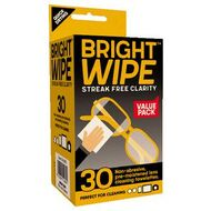 6e20be0b0ba4 Bright Wipe Lens Towelettes 30 Pack