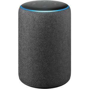 Amazon Echo 3rd Generation Charcoal Officeworks
