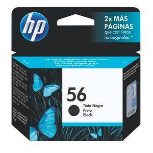 HP 56 Ink Cartridge Black