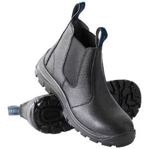 get new discount for sale cute cheap Bata Jobmate Safety Boots Size 8