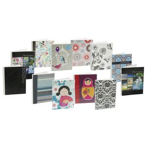 5 X 7 Photo Album 24 Capacity Assorted Officeworks