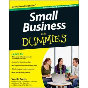 Small Business For Dummies 4th Australian Edition | Officeworks
