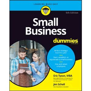 Getting started in small business for dummies, third australian.