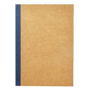 x a5 kraft grid notebook 60 page officeworks