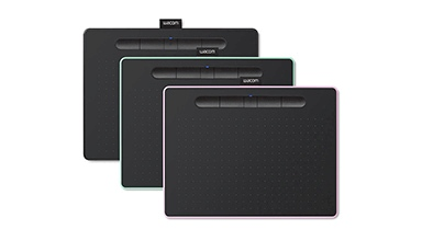 Wacom Intuos gives you all the tools you need to enhance your creativity.