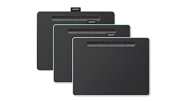 Wacom Intuos helps you find new ways to create.