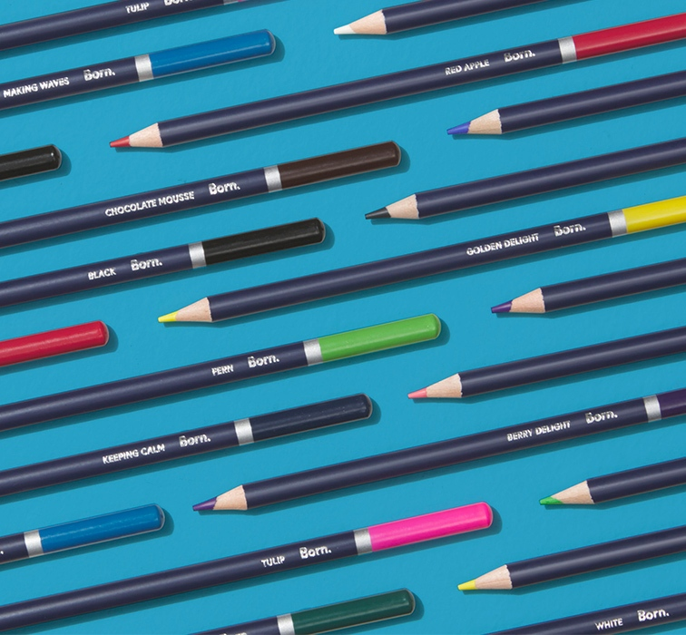 Born Art Pencils | Only at Officeworks