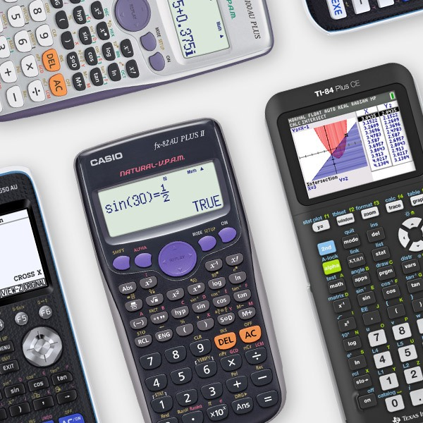 Officeworks back to school 2020 - Graphing & Scientific Calculators