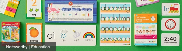 NOTEWORTH | The Best Flashcards and Educational Resources for Kids