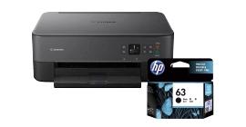 Printers, Inks & Scanners