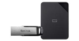 Hard Drives & USB's