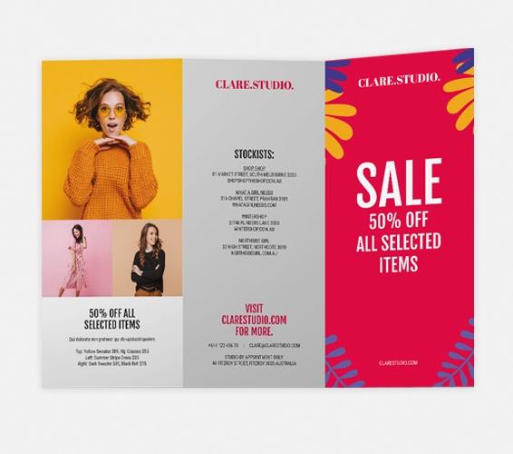 Brochures   Print & Copy at Officeworks