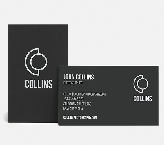 Deluxe Business Cards   Print & Copy at Officeworks