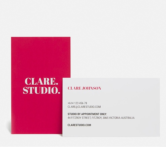 Standard Business Cards   Print & Copy at Officeworks