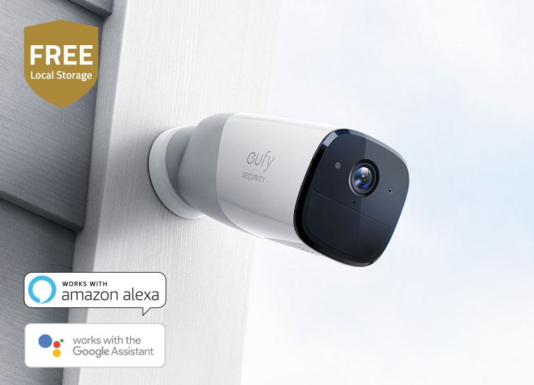 eufyCam | Wire-Free 1080P Security Camera with 365 Days Battery Life.