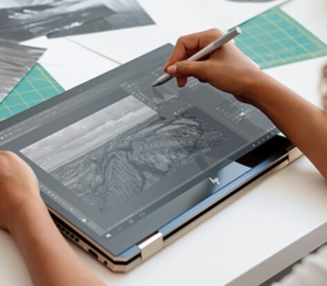 HP Spectre x360 - Inking