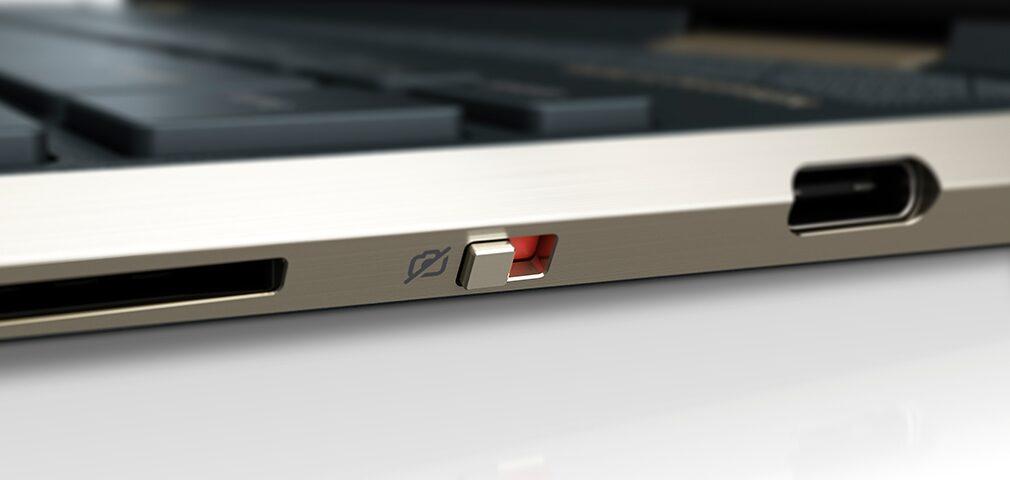 HP Spectre x360 - Privacy Camera Kill Switch