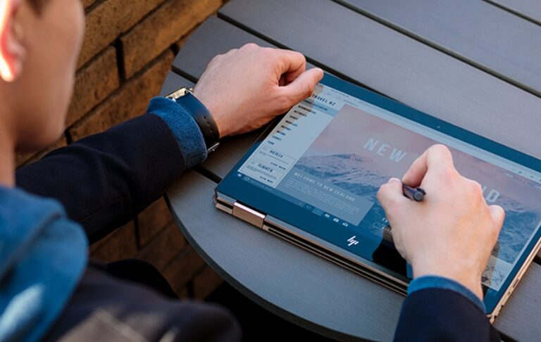 HP Spectre x360 - Create. Innovate. Make your mark.