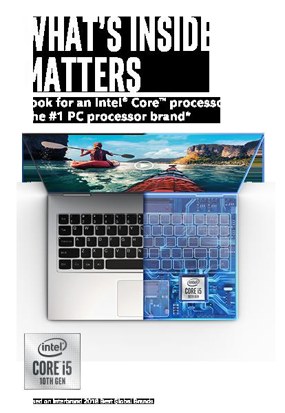 10th Gen Intel® Core™ Processors. What's inside matters. Look for an Intel® Core™ processor. The #1 PC processor brand*