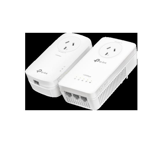 Shop TP-Link Powerline Adaptors | officeworks