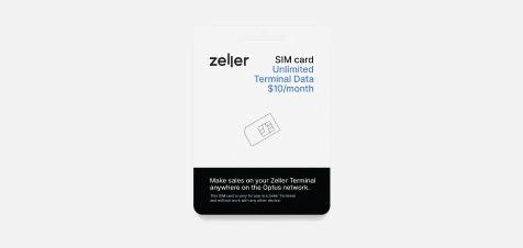 Zeller Sim Card
