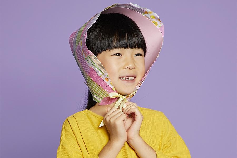 Easter crafts for kids: Easter bonnet