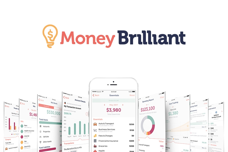 Best app to try: Money Brilliant