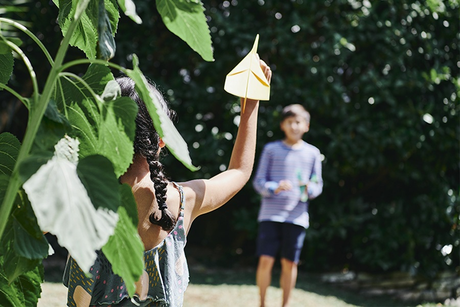 Playing outside can help kids learn social skills