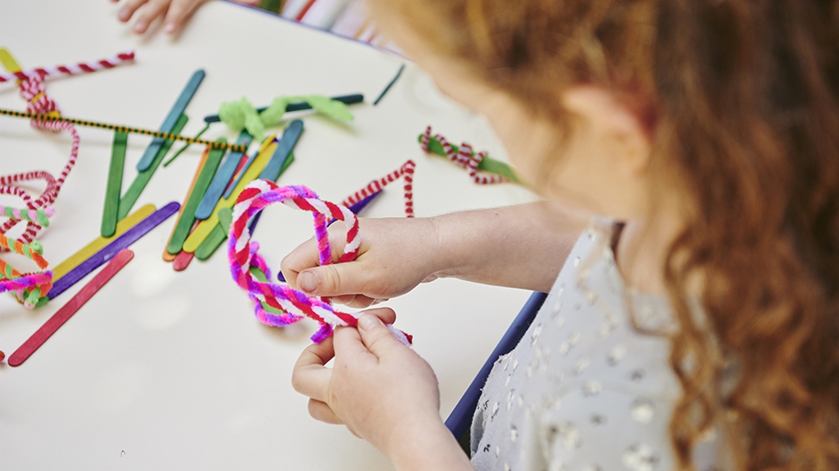 Create craft not chaos with 5 easy (& tidy) DIY kids projects