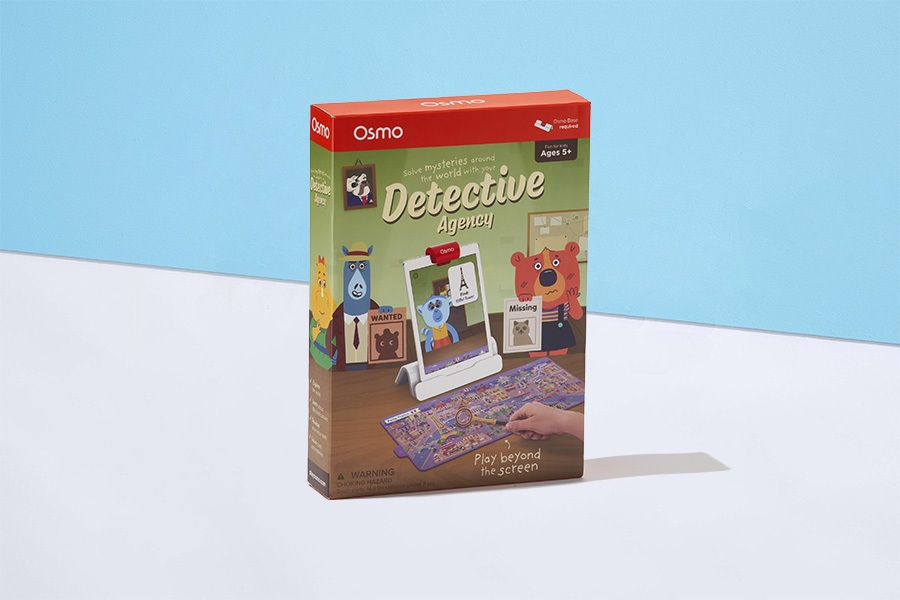 Officeworks STEM learning activity: Osmo Detective Agency
