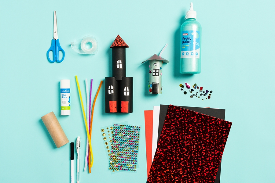 Officeworks school supplies and craft materials for craft projects