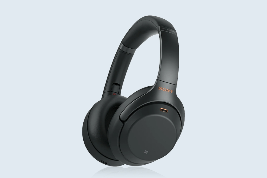 Sony WH1000XM3 Wireless Noise-Cancelling Headphones