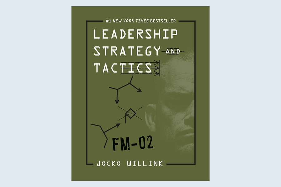 Best book for business success: Leadership Strategy and Tactics: Field Manual by Jocko Willink