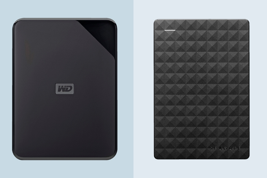 Make sure your important computer data is backed up to a portable hard drive.