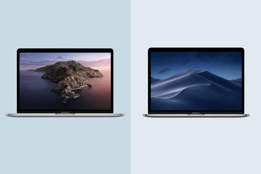 Compare the MacBook Air and MacBook Pro before buying a new Apple laptop computer.