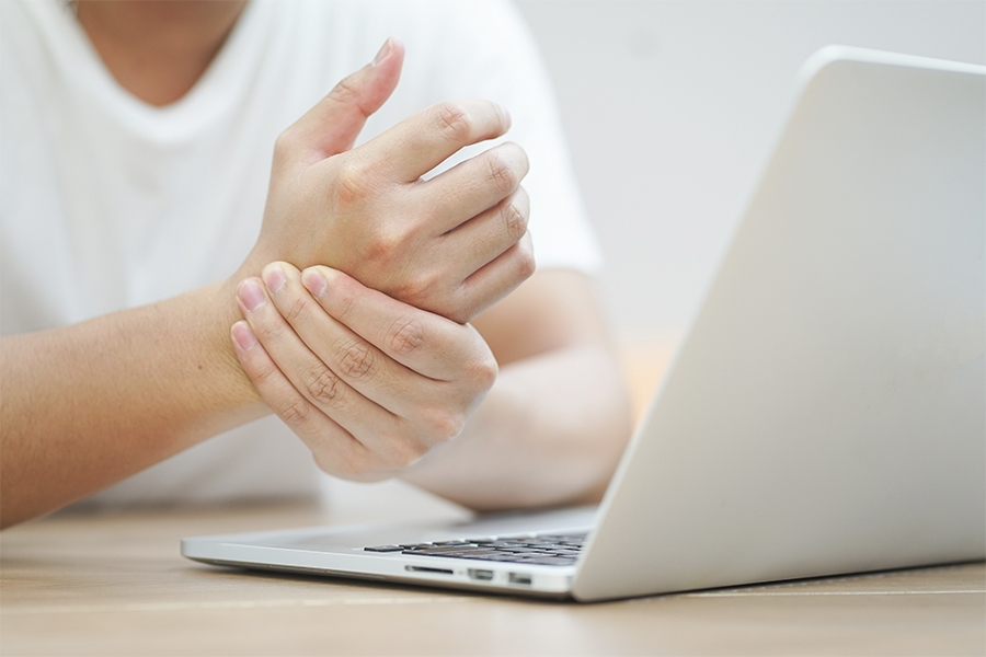 Ergonomic tech tools are important for growing businesses to maintain work productivity