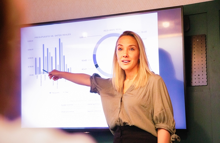 Tips for a Standout Business Presentation