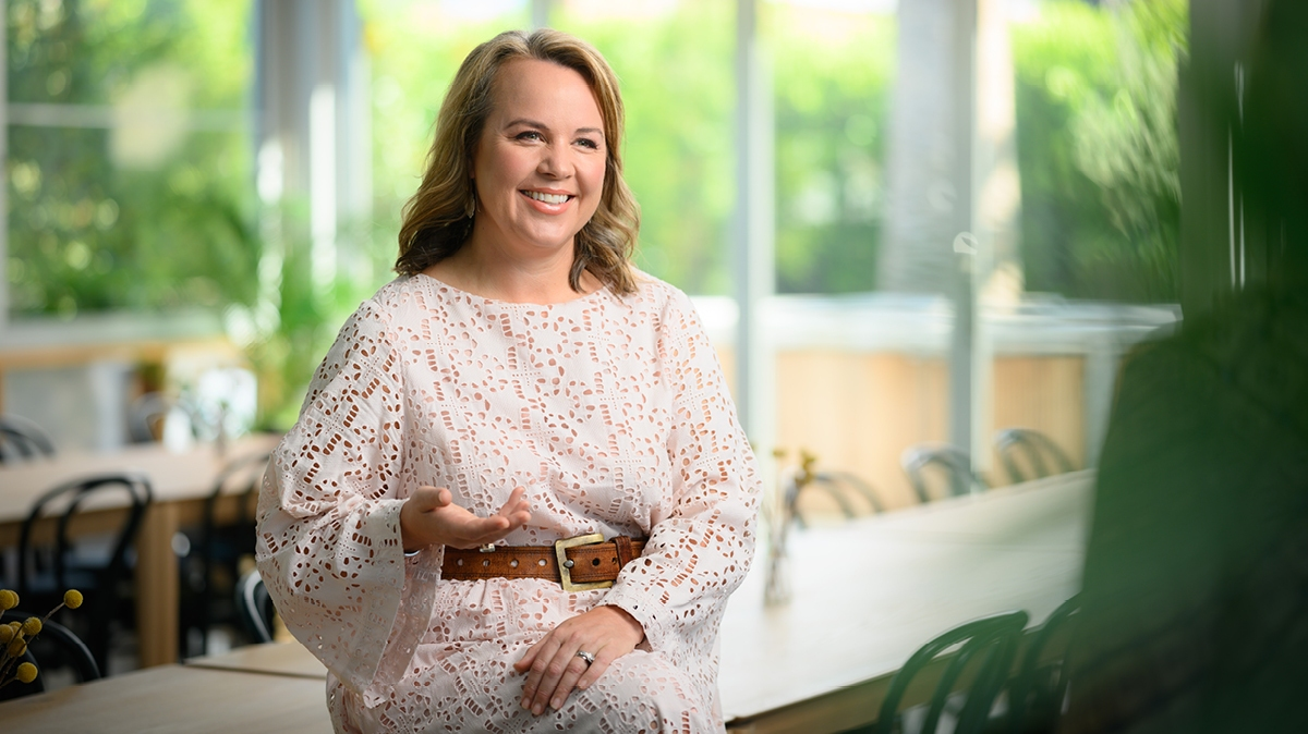 Carolyn Creswell, founder of Carman's, on the secrets of her business growth.