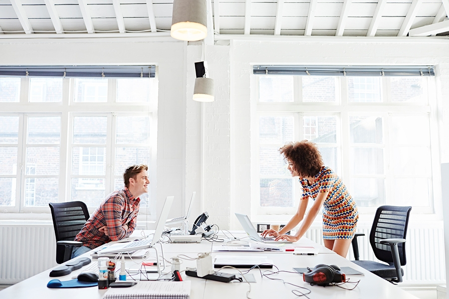 Installing smart workplace technology in your office can improve employee productivity