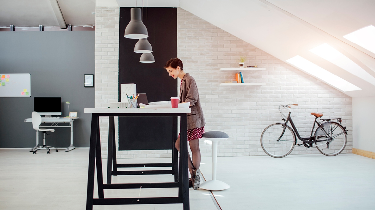 Try these easy office hacks to improve workplace productivity and efficiency.