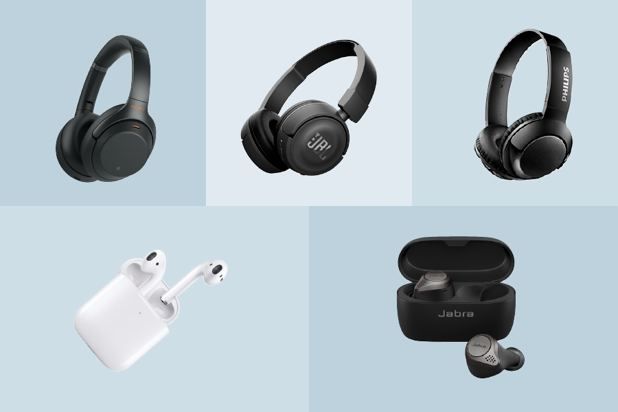 The best noise-cancelling headphones for office use at Officeworks.