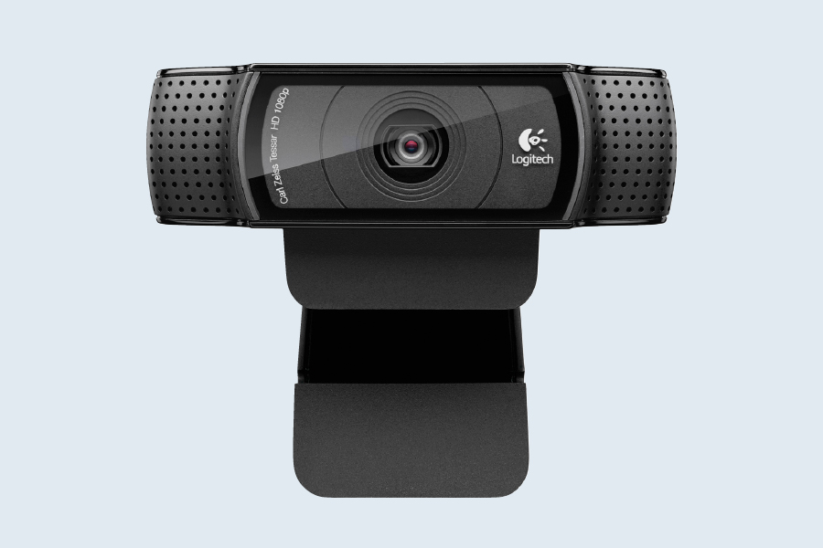 The Logitech HD Pro Webcam C920 is best for business users and videoconferencing