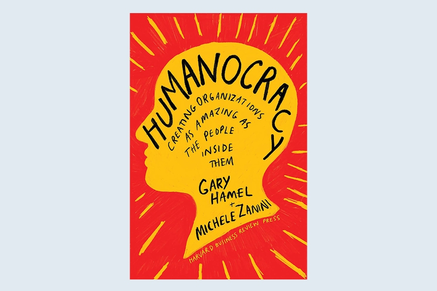 One of the best business books of 2020 is Humanocracy by Gary Hamel and Michele Zanini