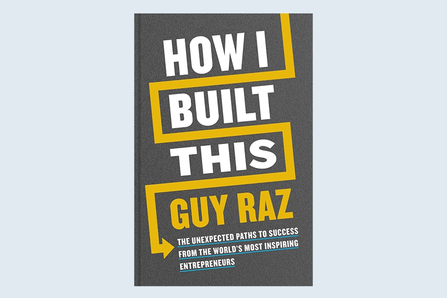 How I Built This by Guy Raz is one of the best business books to read now.